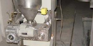 Установка для внесения флюса и дегазации расплава