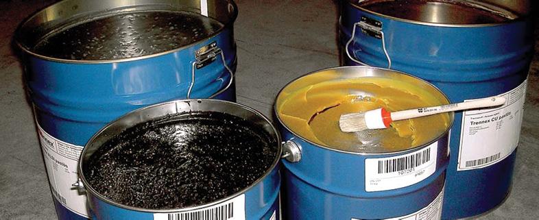 Пастообразные смазки для процесса литья под высоким давлением