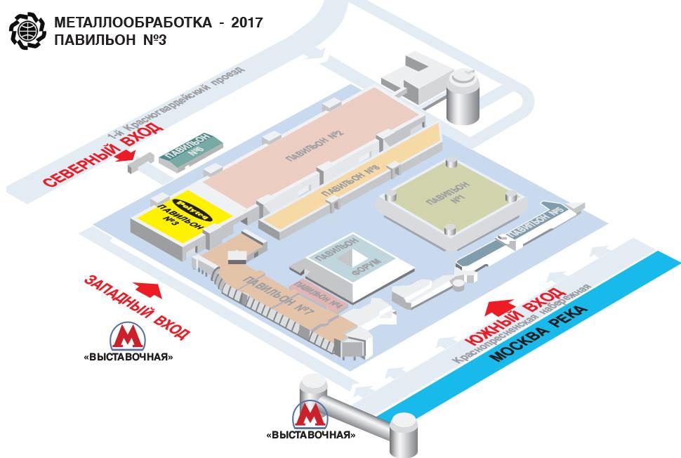 МЕТАЛЛООБРАБОТКА-2017 схема